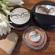 NVU Mineral Cosmetics - Natural Australian Makeup Certified Vegan, palm oil free, cruelty free make up